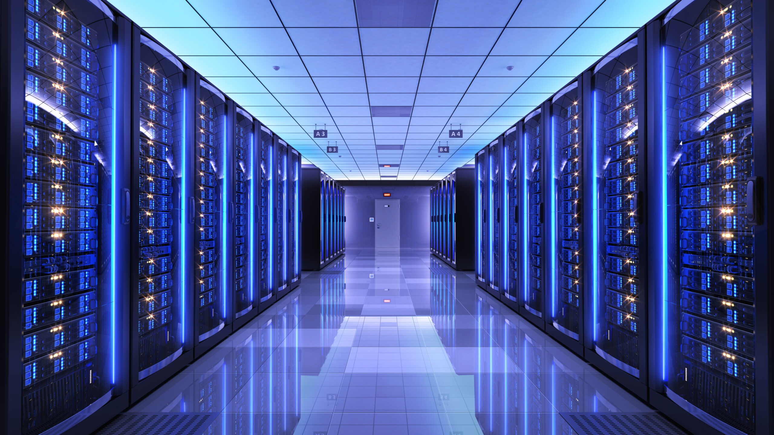 Technology Consulting Servers